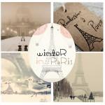 Žiema Paryžiuje