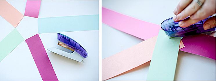 lengvai pagaminamos popierines dekoracijos