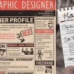 Idėja kaip susikurti originalų CV