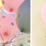 Idėja šventei – taškuoti balionai