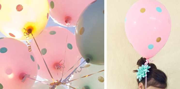 pasidaryk pats taskuoti balionai