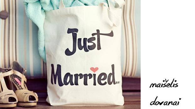 maiselis vestuvinei dovanai