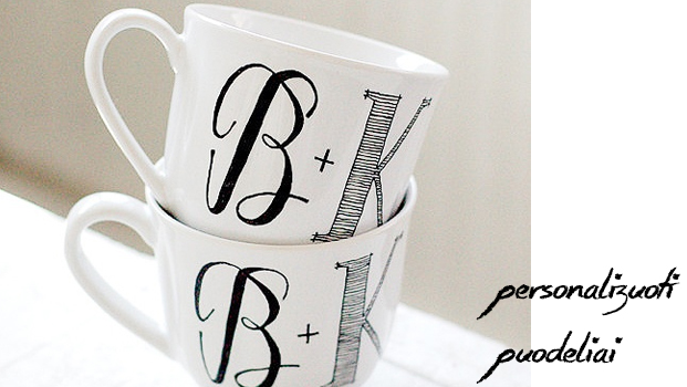 personalizuoti puodeliai vestuvems