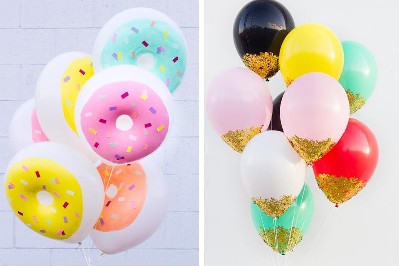 originalus balionu dekoravimas